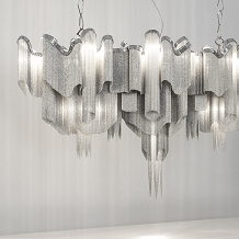 Terzani STREAM suspension 140cm