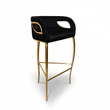 KOKET CHANDRA BAR STOOL