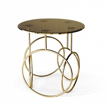 KOKET KIKI SIDE TABLE