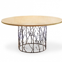 KOKET ENCHANTED DINING TABLE