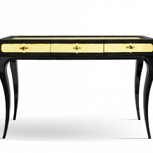 KOKET EXOTICA DRESSING TABLE